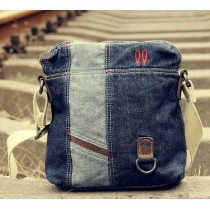 Canvas messenger bags for men
