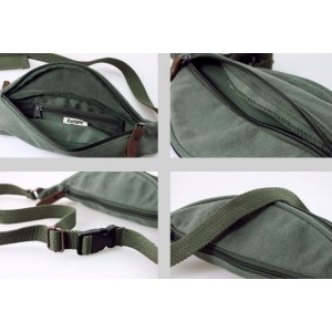 security waist pack canvas