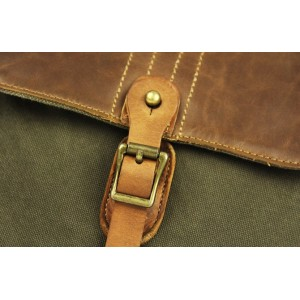 vintage IPAD mens canvas satchels