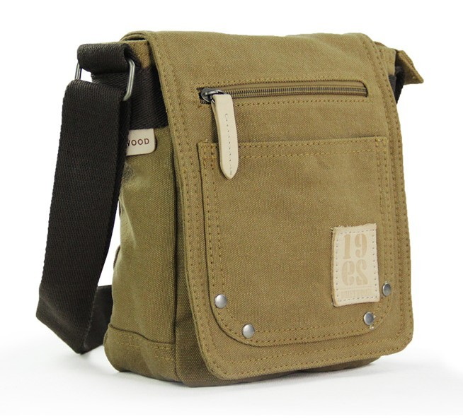 Men'S Small Shoulder Bag – Shoulder Travel Bag