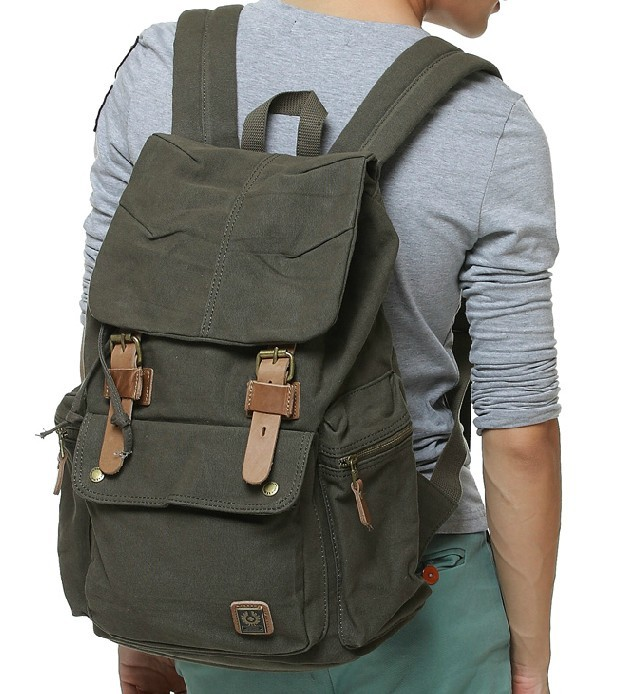 Image result for canvas backpacks