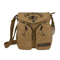Canvas satchel bags, messenger canvas bags
