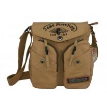 Canvas satchel bags