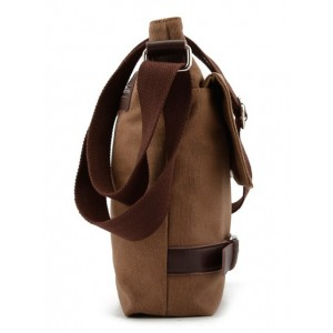 coffee IPAD mens canvas satchels