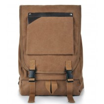 Recycled travel pack, retro backpacks