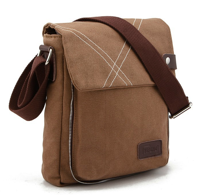 Canvas messenger bags for men, cheap mens messenger bags - YEPBAG