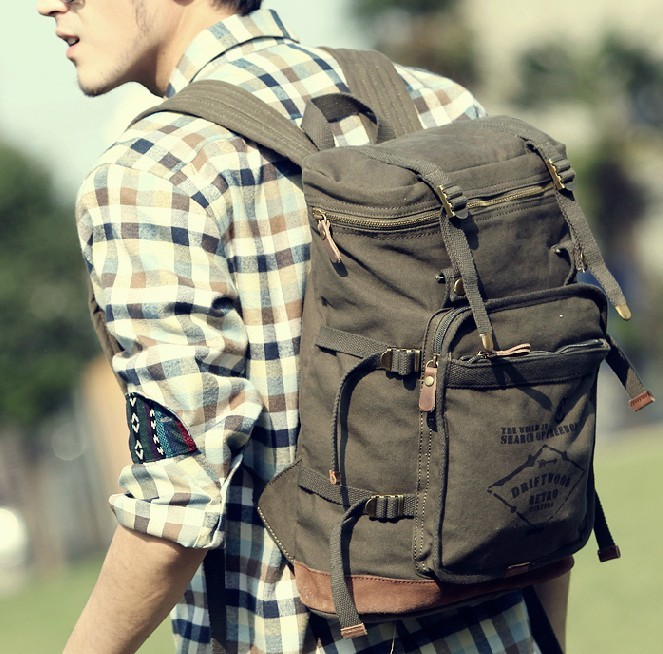 Mens Recycled Day Pack