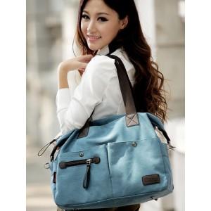 blue Cute shoulder bag