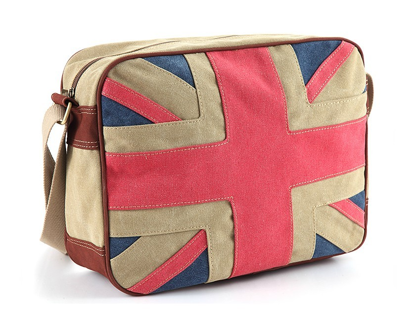 Creative Cross Shoulder Bags Women Canvas Shoulder Messenger Bag  UnusualBag