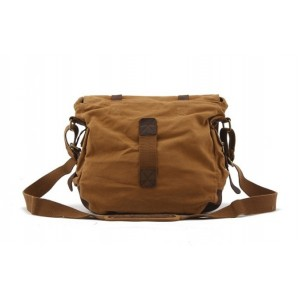 khaki Shoulder bags for men