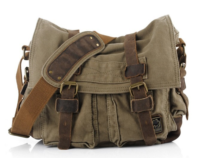 Shoulder bags for men, urban messenger bag - YEPBAG
