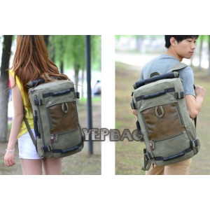 army green best laptop backpack