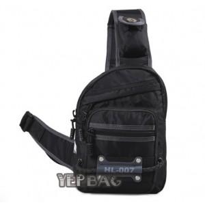 black one shoulder backpacks