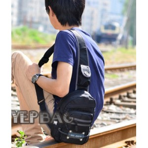 Mini backpack for men