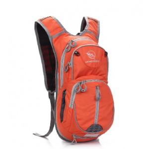 Bicycle backpack, satchel backpack