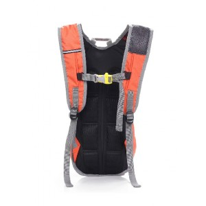 orange satchel backpack