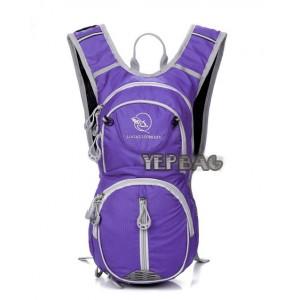 purple satchel backpack