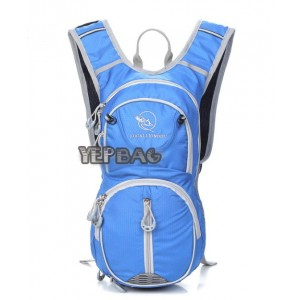 blue Bicycle backpack