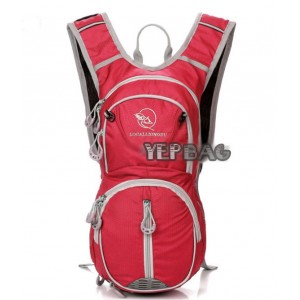 red Bicycle backpack