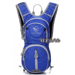 navy satchel backpack
