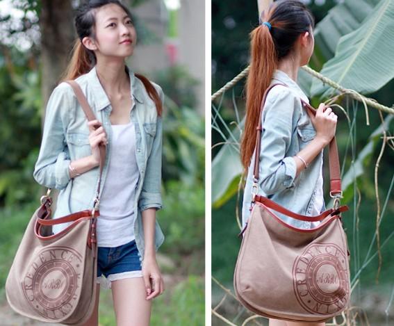 Shoulder messenger bag  school chic motorcycle satchel  womens Shoulder  messenger bag ... ef2aa1cef4