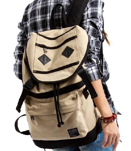 Backpack laptop bag, back pack books - YEPBAG