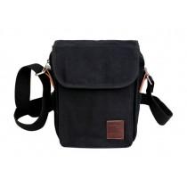 Black canvas satchel, cheap canvas messenger bag