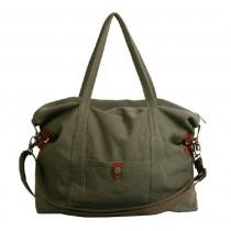 Ladies canvas satchels