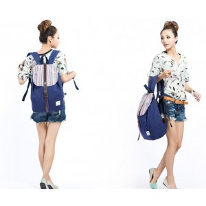 Backpack europe blue