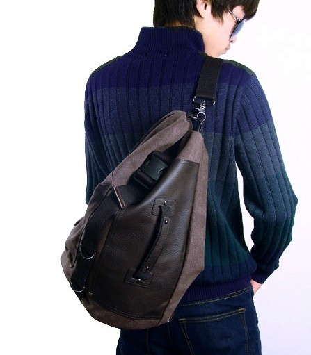 Backpack for high school, backpack single strap - YEPBAG