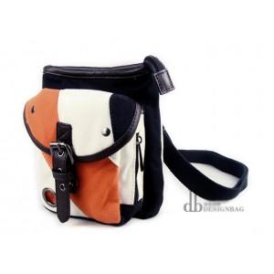 orange Cycling messenger bags