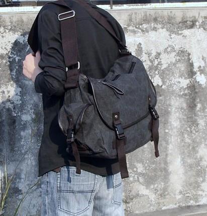 Courier shoulder bag, cross body messenger bags - YEPBAG