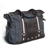 Cool messenger bags for school, canvas handbag