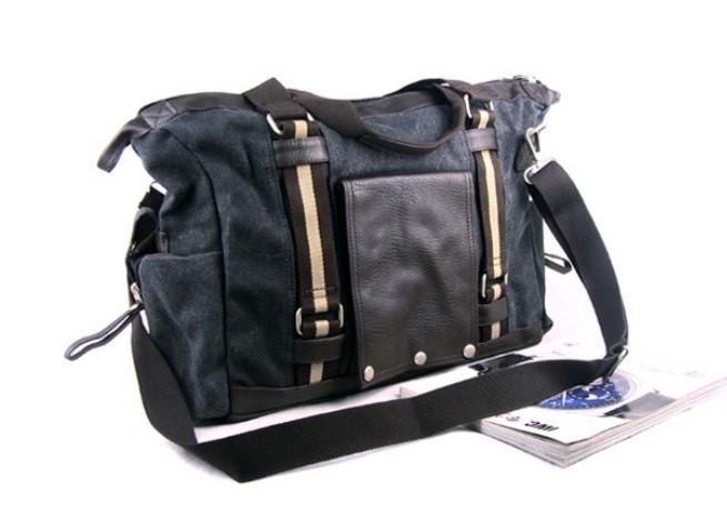 Cool messenger bags for school, canvas handbag - YEPBAG