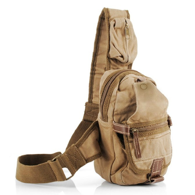 One Shoulder Strap Book Bag – Shoulder Travel Bag