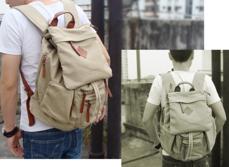 Shoulder Bag And Backpack 78