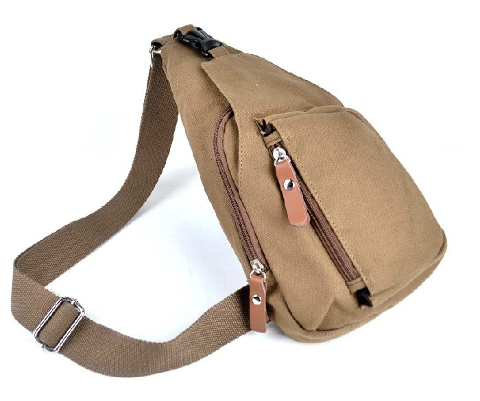 Sling shoulder bag, travel shoulder bag - YEPBAG