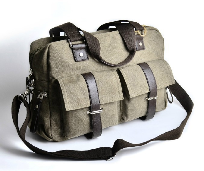 Cool messenger bags for men, summer canvas handbags - YEPBAG