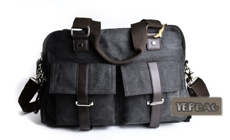 Cool messenger bags for men, summer canvas handbags - YEPBAG