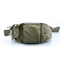 Lumbar fanny pack, retro fanny pack