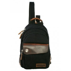 Mini backpack purse, urban sling bag