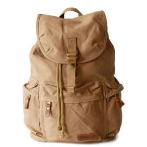 canvas motorcycle backpack