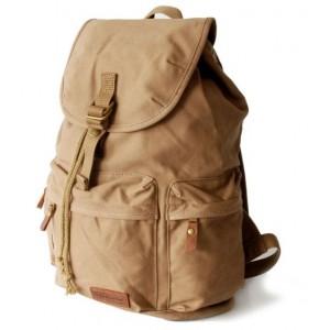 khaki motorcycle backpack