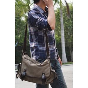 mens canvas shoulder bags