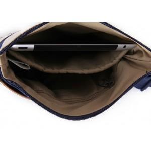 canvas Messenger bag small