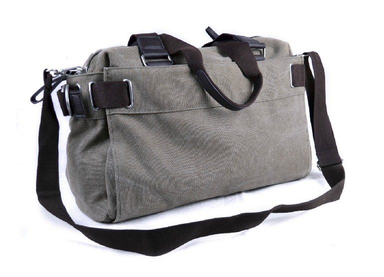 Large messenger bag, messenger book bag - YEPBAG