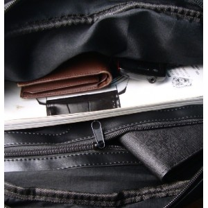 coffee messenger handbag