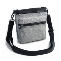 Messenger purse, messenger shoulder bag