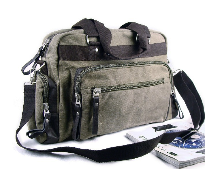 Large messenger bags for men, messenger tote bag - YEPBAG