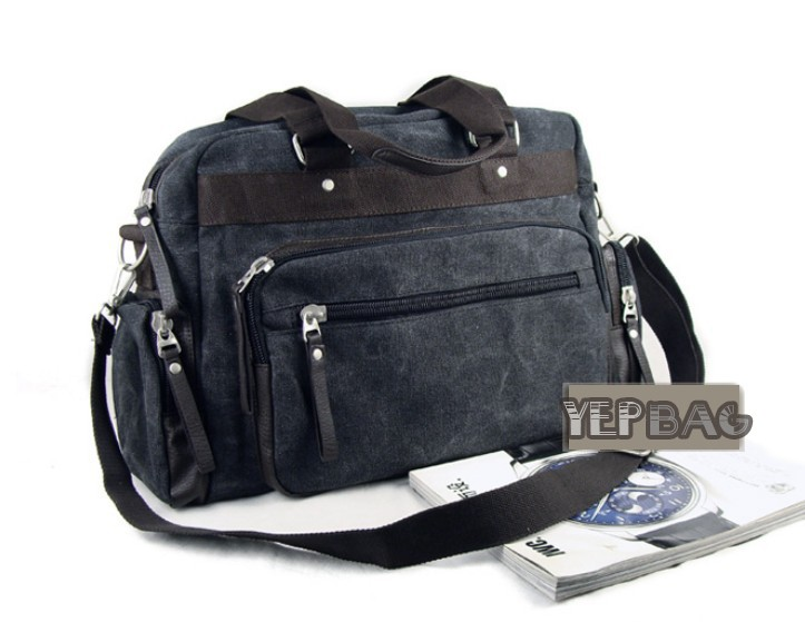 Large messenger bags for men, messenger tote bag - YEPBAG